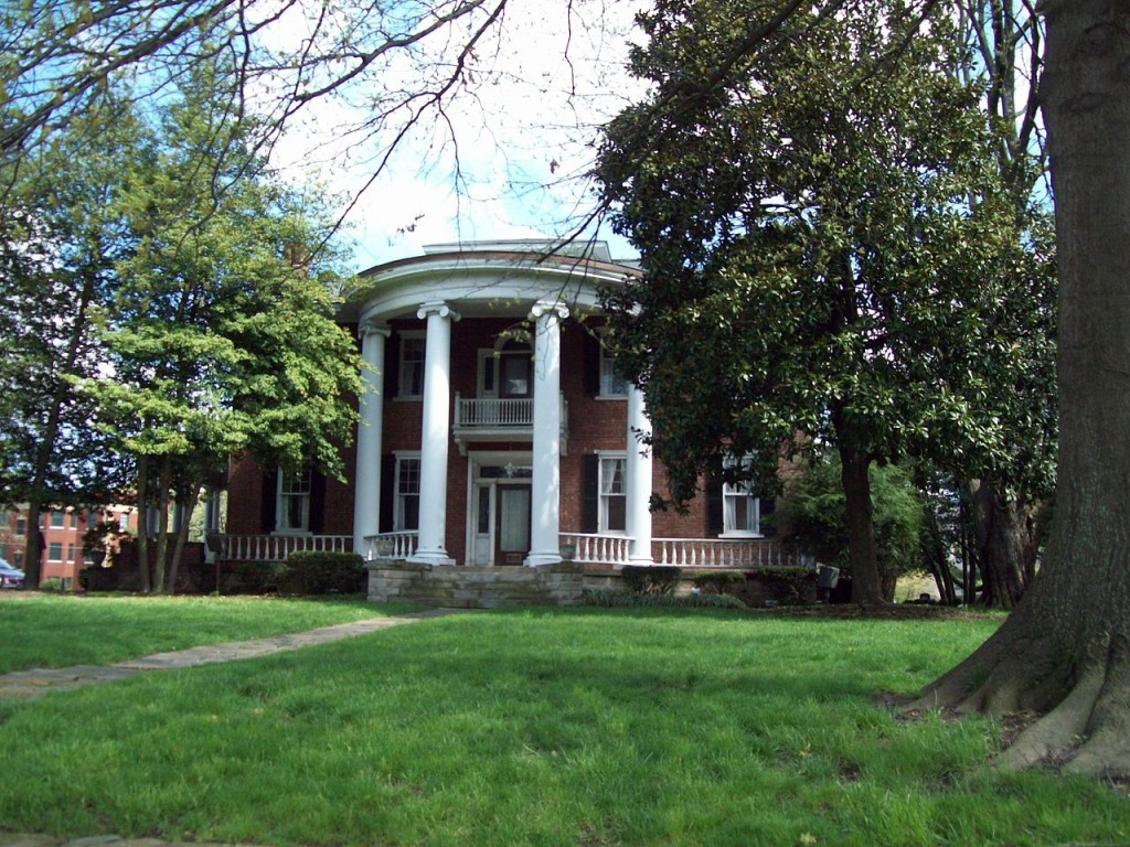 Holly Grove Mansion