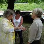 Nancy Lee, Betty Ann, Carol